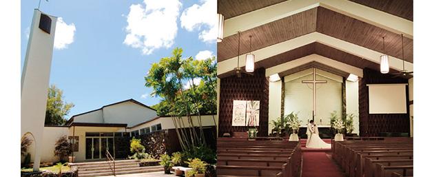 カイルアユナイテッドメソジスト教会