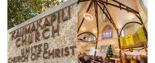 カウマカピリ教会