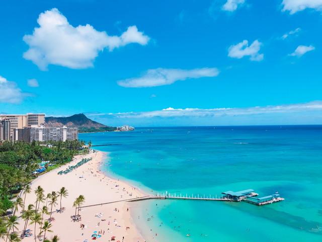 様々なメリットがあるハワイのフォトウェディング
