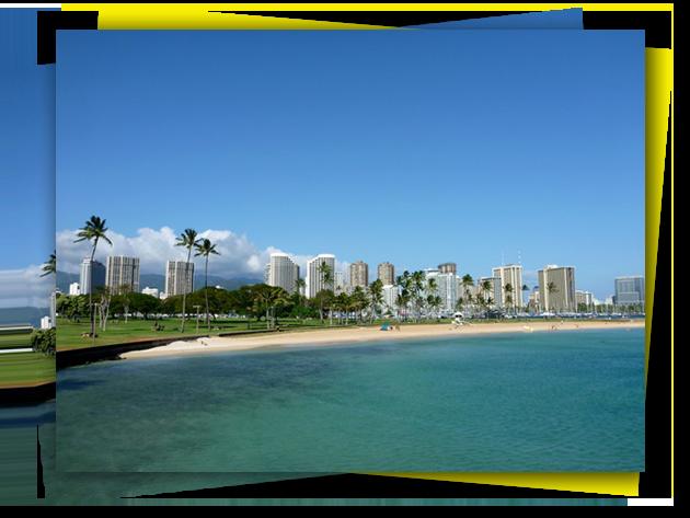 ハワイでゆったり海を満喫できるマジックアイランド