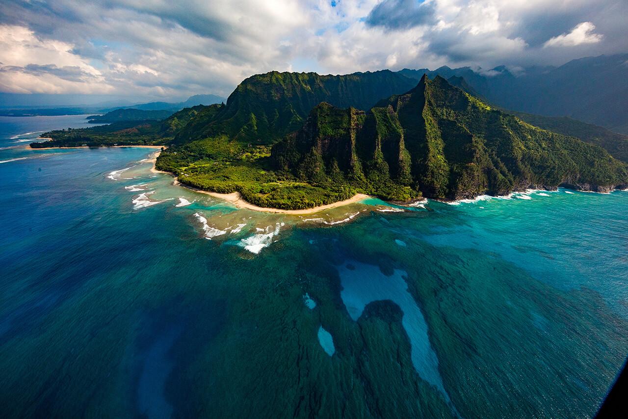 カップルで行きたい!カウアイ島の観光スポットについて