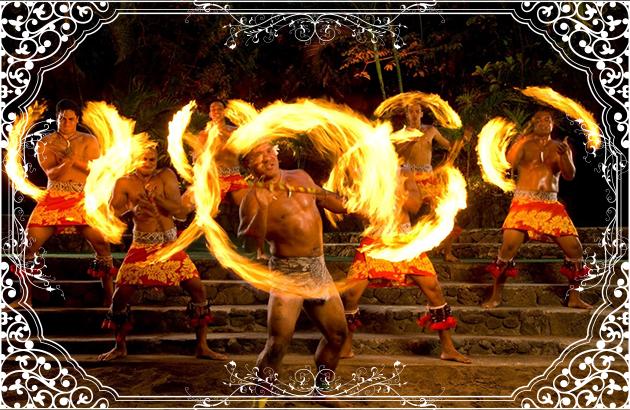 ポリネシアの文化を楽しむ