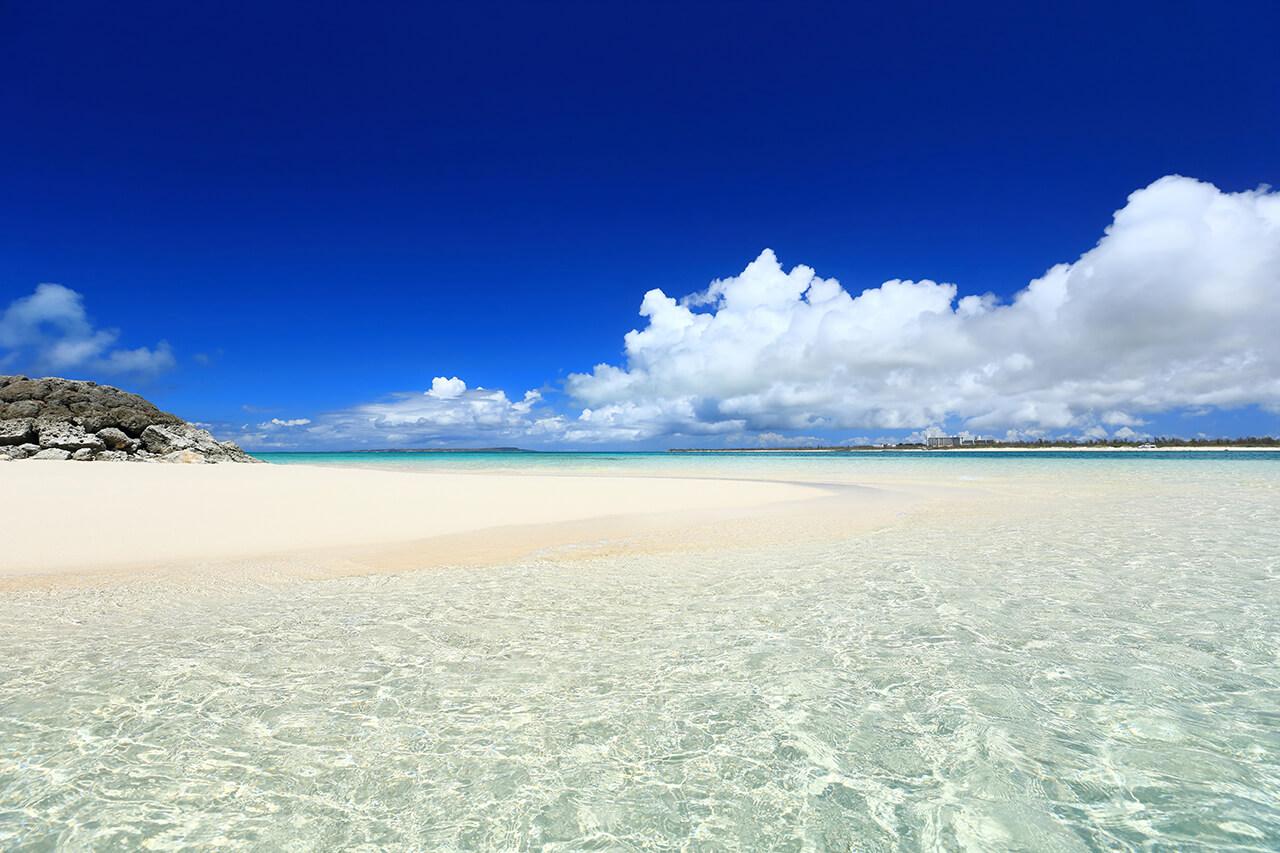 サンドバーってなに?カップルでハワイに行ったら絶景のサンドバーに行こう
