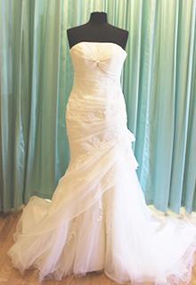 マーメイドドレス