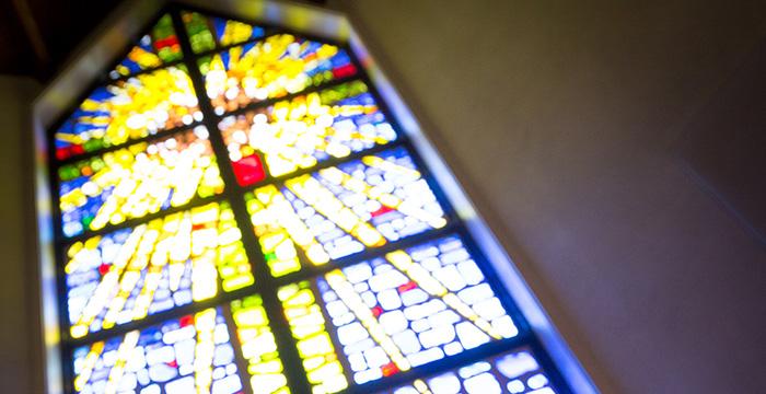 ユナイテッドチャーチオブクライスト教会ステンドグラス