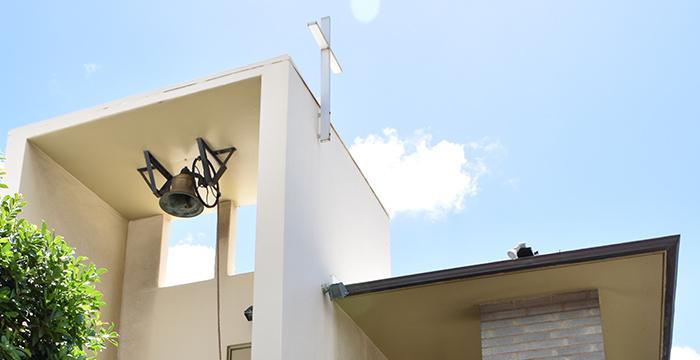 セントマークス教会の鐘